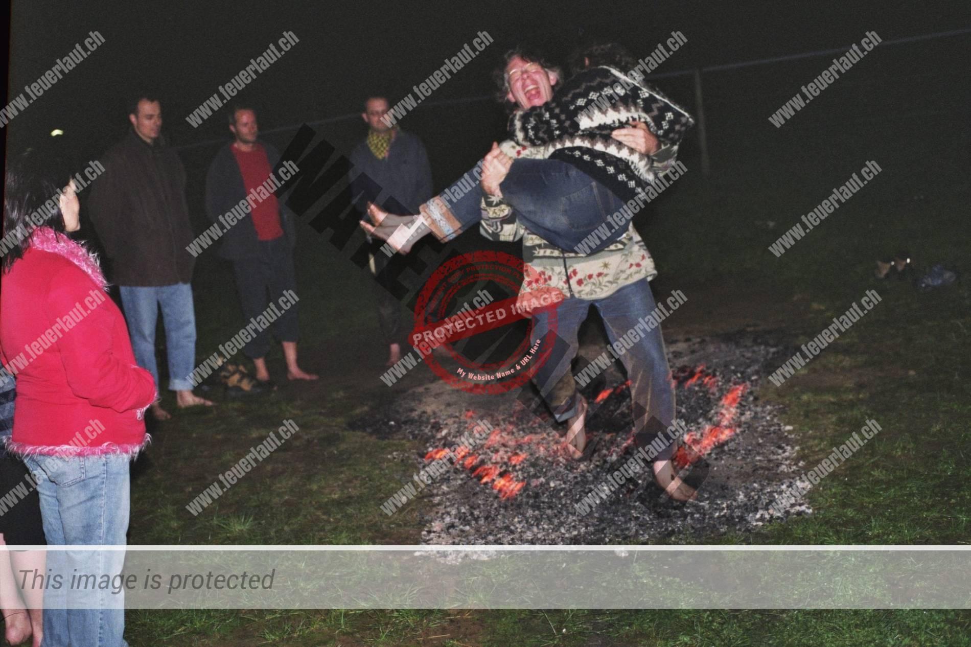 Feuerlaufen